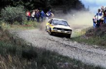 Audi S2 Sport Quattro Gp B Mouton Scottish Rally 1985